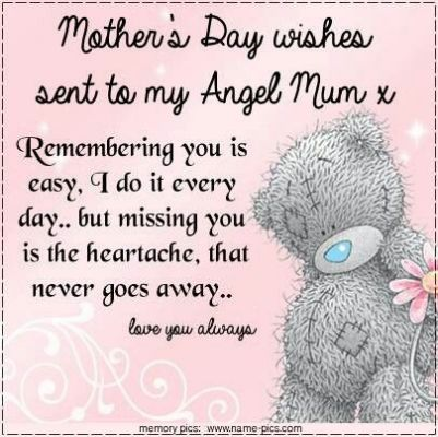 Missing Mom In Heaven Quotes From Daughter 43454 Loadtve