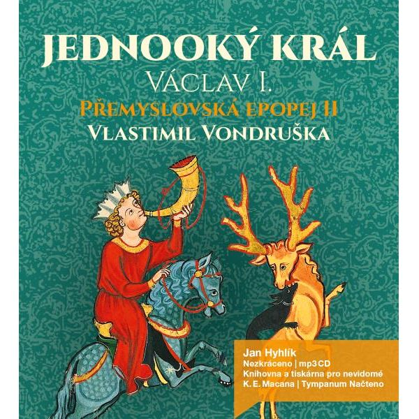 iTunes Cover Studio.cz: Vlastimil Vondruška: Přemyslovská epopej II - Jedn...
