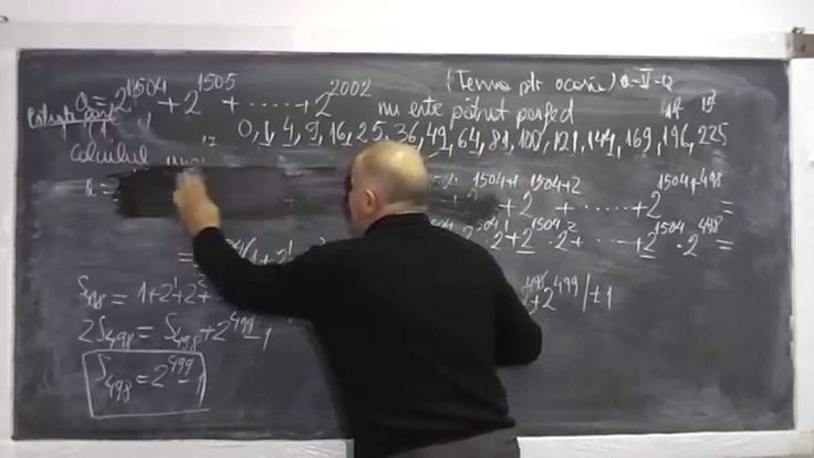 2/2 Lectia 681 - Patrate perfecte Sume de puteri Operatii cu puteri Ulti...