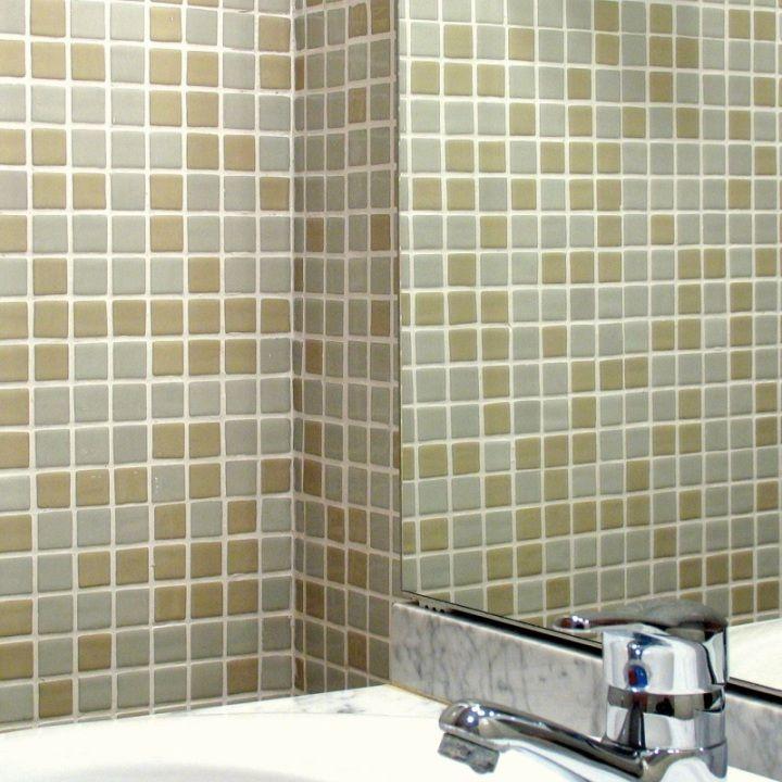 How To Fix Tiles In Bathroom Floor: 15 Best Grey Mosaic Tiles Images On Pinterest