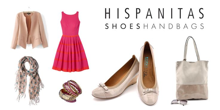 Summer outfit nude shoes Hispanitas