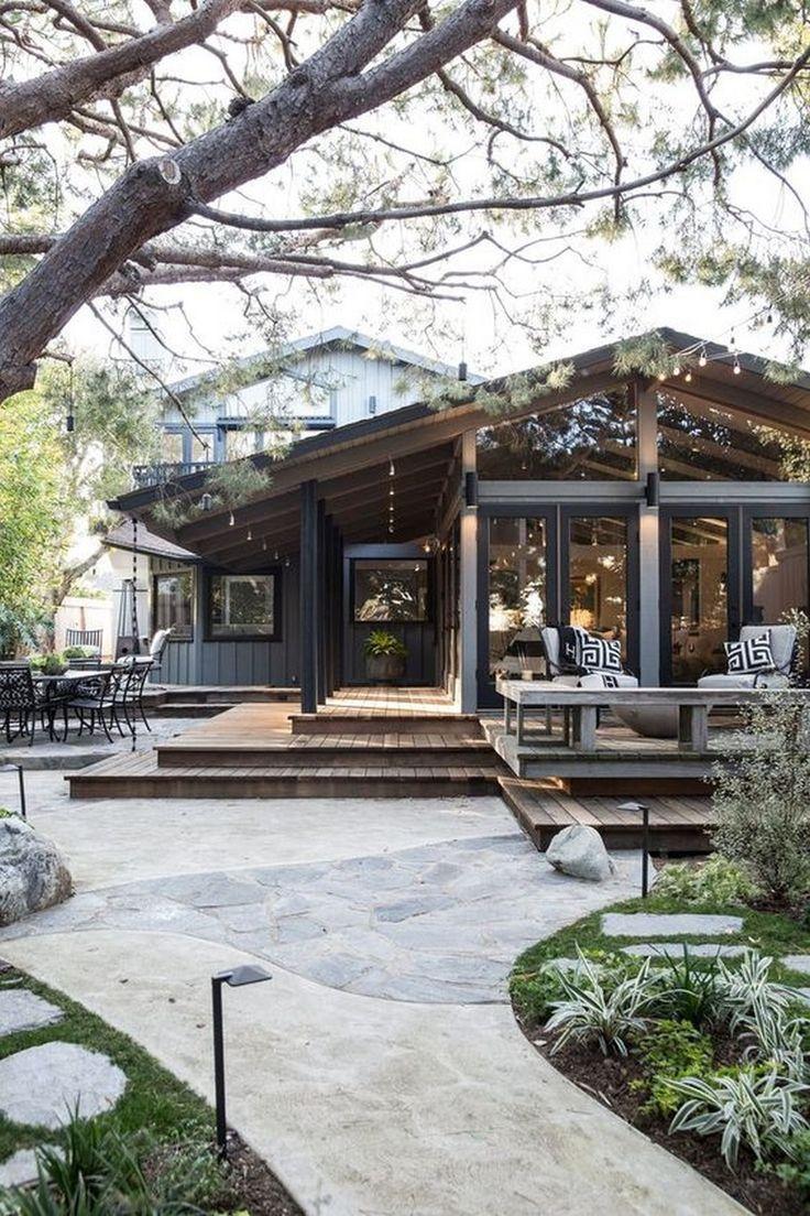 Schöne Farmhouse Exterior Designs in jedem Haus T…