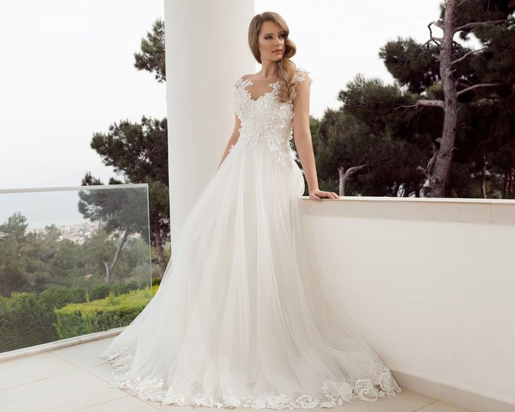 A kesim 3d boyutlu gelinlikler-a kesim gelinlik modelleri 2016-nova bella gelinlik nişantaşı istanbul