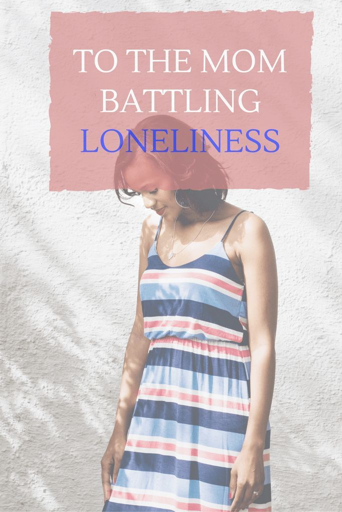 There are so many times in life that I have battled with loneliness, but God is showing me some great ways to battle that! #loneliness #encouragement #faith