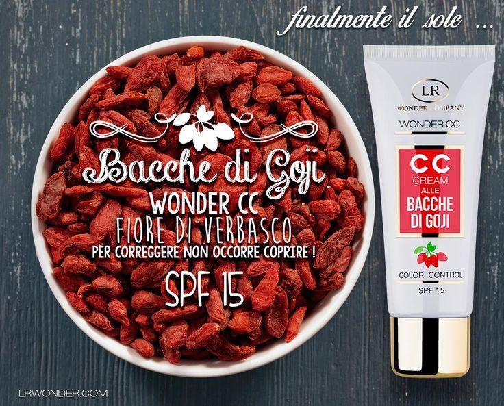 Wonder CC - CC Cream alle Bacche di Goji