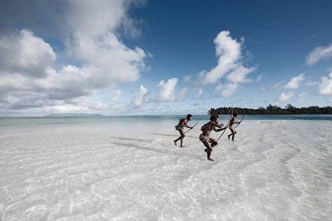 Tribo Vanuatu (Ilhas Rah Lava)