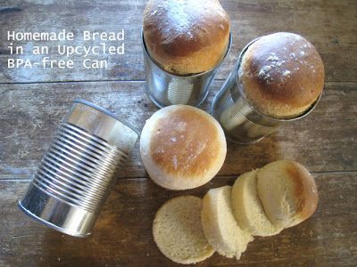 Homemade Bread In A Can - 6 Homemade Bread Recipes You Must Try