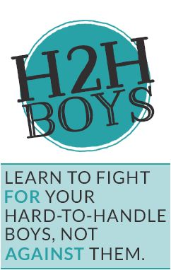 Watch three free videos from MOB Society co-founder, Brooke McGlothlin, and learn how to fight for your hard-to-handle boys! #H2HBoys