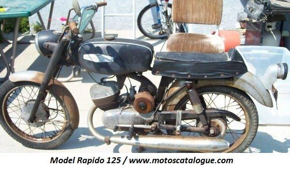 197? Aermacchi/Harley Davidson Rapido 125cc
