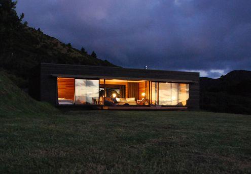 Oruawharo Cottage, Great Barrier Island, Hauraki Gulf, New Zealand