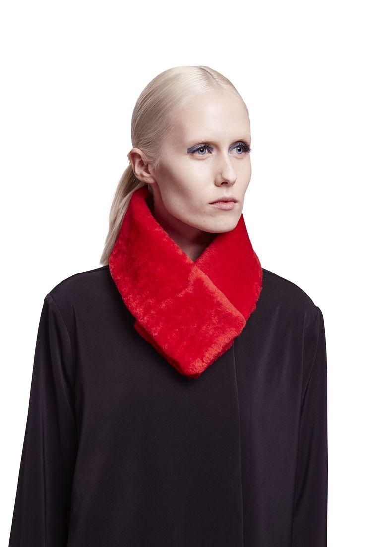 ONAR Ofra collar in red