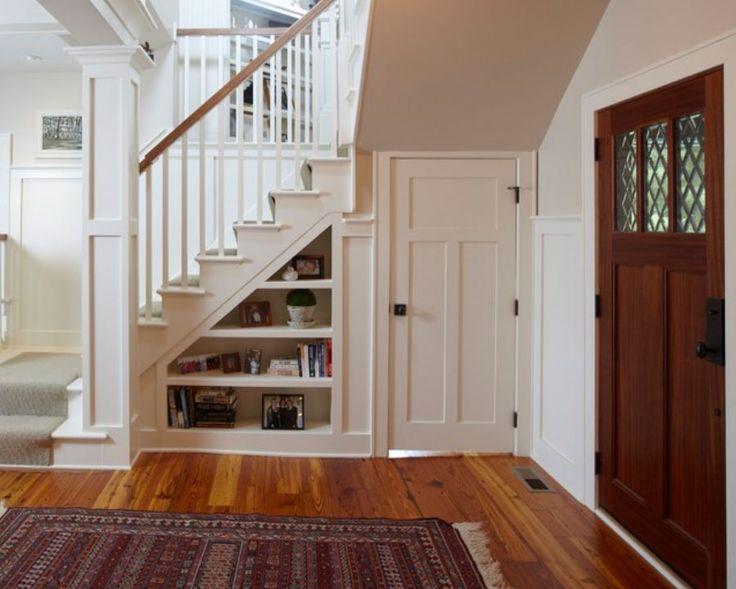 17 mejores im genes sobre 3 casa escaleras en pinterest for Closet con escalera
