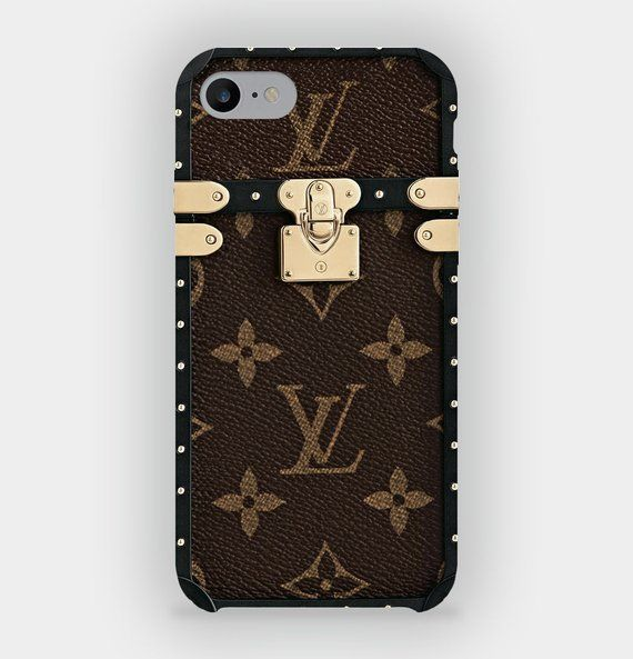 18e8bfffeb93 inspired by louis vuitton lv iphone case for X XS MAX 10 8 Plus + 7 6 6S 5  5S 5C SE samsung S7 S8 S9 apple cover cell phone gift for woman