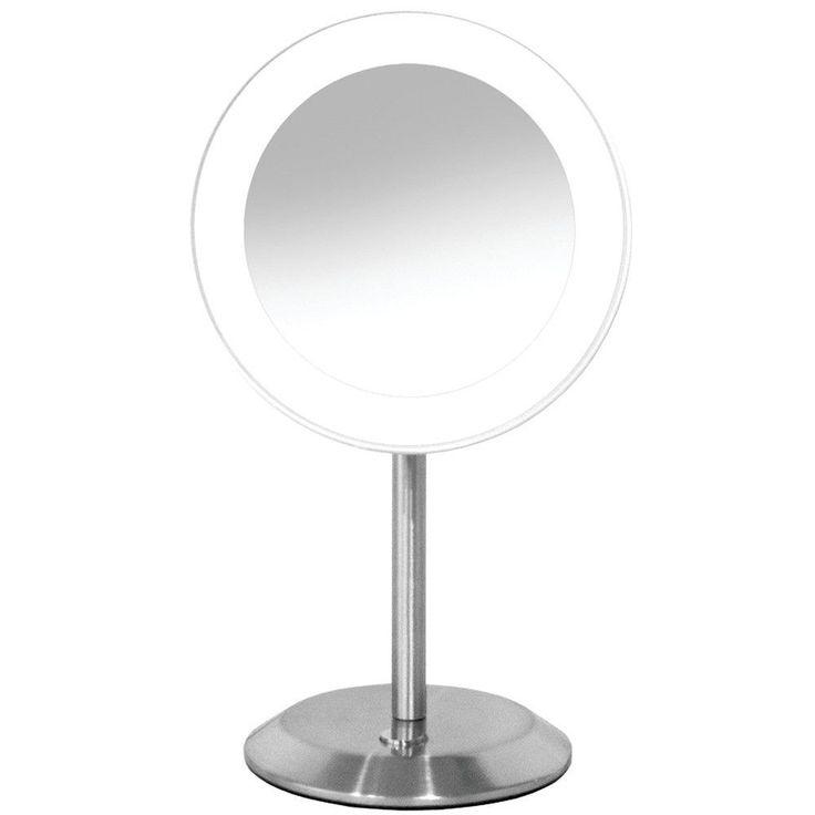 Conair 8x Led Single-sided Mirror