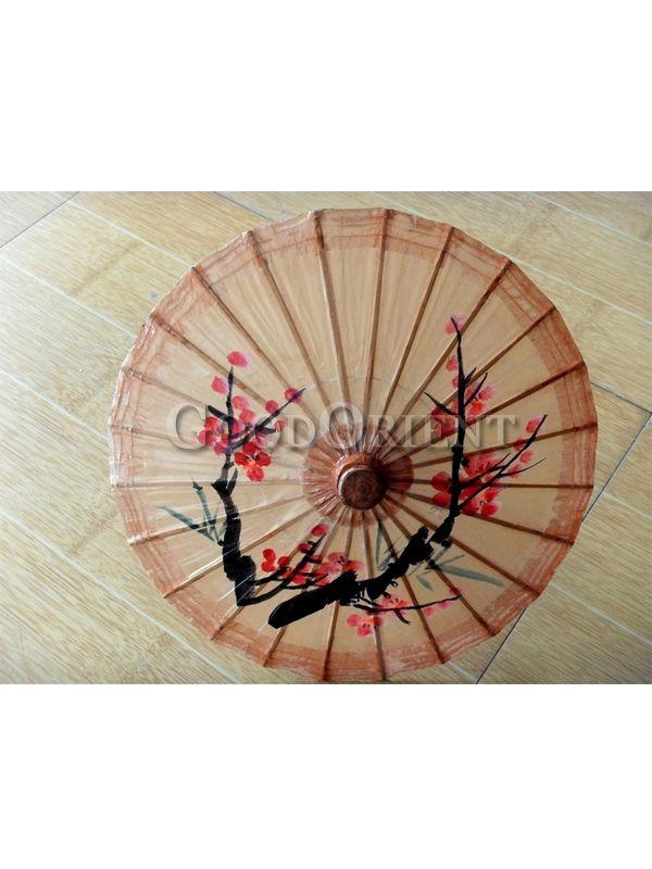 Oiled Paper Umbrella----Plum Blossom