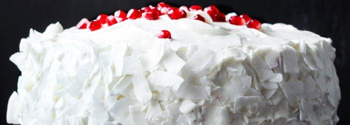 Red Coconut Cake | Blog | Kwestia Smaku