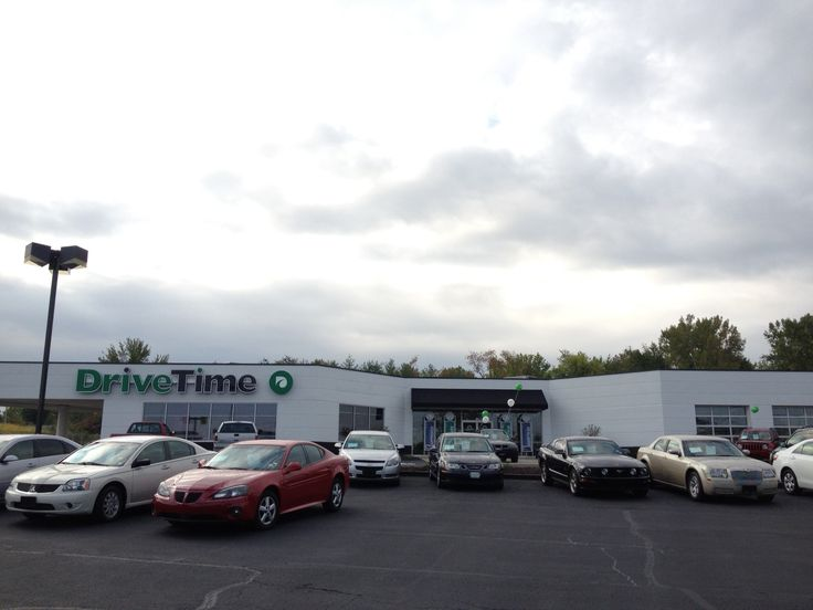 Drivetime Used Cars St Louis Mo