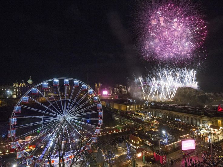 Everything you need to know about Hogmanay in 2020 New