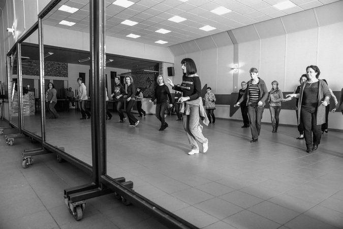 Stages des danses latines en solo pour tous