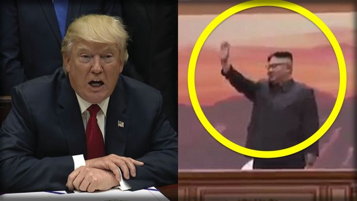 BREAKING: IT'S ON! NORTH KOREA JUST THREATENED THE UNITED STATES! LOOK W...In North Korea, the people are not allowed to practice ANY religion because they MUST worship Satanist Leader Kim Jong Un.  The North Korean people are being tormented, terrorized, violated by their Satanic Government.  Sadly the Rothschild Zionist Luciferians are Targeting North Korea in order to complete their mission for Zionist Luciferian WORLD DOMINATION.  North Korea Leader Kim Jong Un will strike out against…