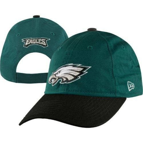 Philadelphia Eagles NFL New Era 9Forty Womens hat new in original packaging