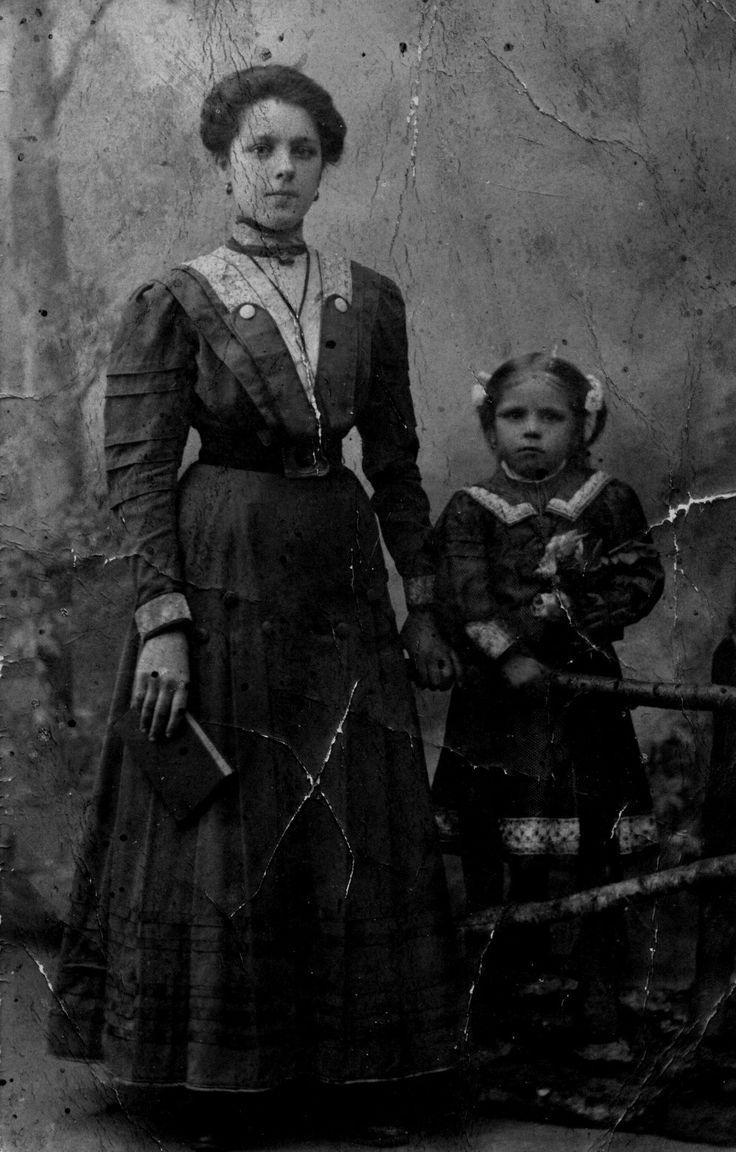 siostry  rok 1910  Będzin