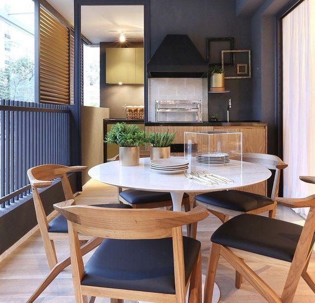 Sala De Estar Com Azul Marinho ~ Para quem quer decorar uma sala de jantar pequena — conheça nossa