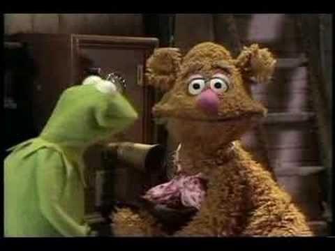Muppets running gag.