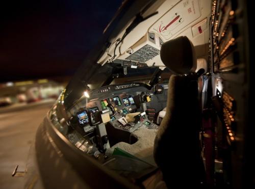 Air Nostrum Bombardier CRJ 200 @ Pamplona
