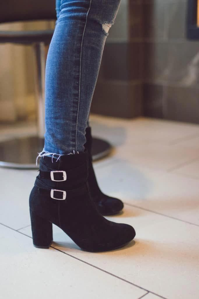 Boots, Cute ankle boots, Leather hiking