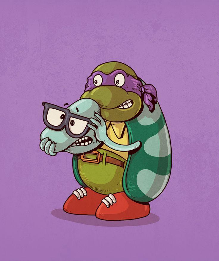 Donatello / Filburt