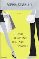 """""""I love shopping con mia sorella"""" (#4) by Sophie Kinsella"""