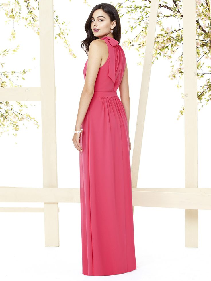 Rochelle gown #bridesmaid #backview
