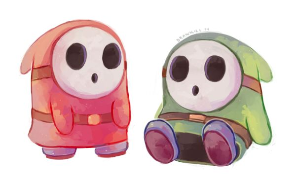 Shy Guy #Nintendo #gaming #videogames