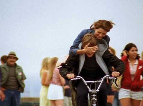 Pin for Later: 24 Reasons Your Love For The O.C.'s Ryan Atwood Will Never Die He knows how to ride a bicycle BLIND.