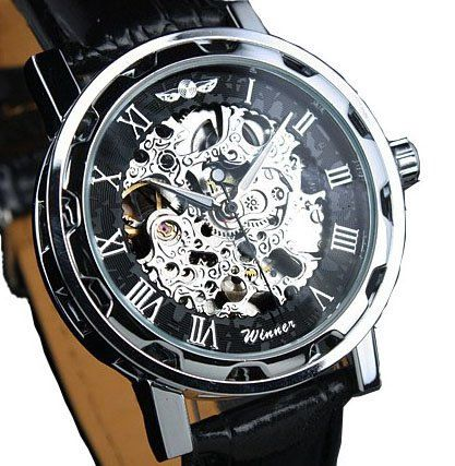 SALE 70 OFF Mens Watch Steampunk Wrist Mechanical by tinycrown, $17.99, curated by www.mondouomo.com