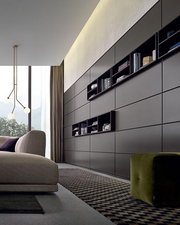 Wall System | Salon pohištva NOX INTERIER