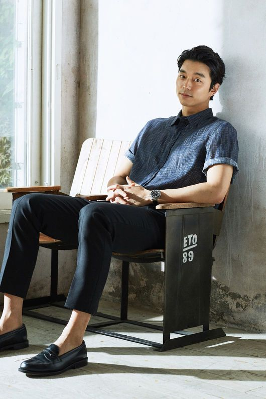 Gong Yoo Looking Mighty Fine in Summer 2016 Pictorials and Conquers Box Office with Train to Busan | A Koala's Playground