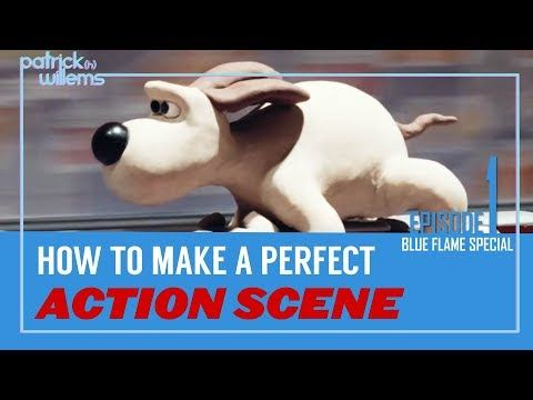 How to Make a Perfect Action Scene   Blue Flame Special Episode 1 - YouTube