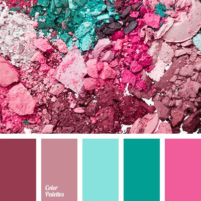 16 best images about color ideas on pinterest pastel Good color combination for pink