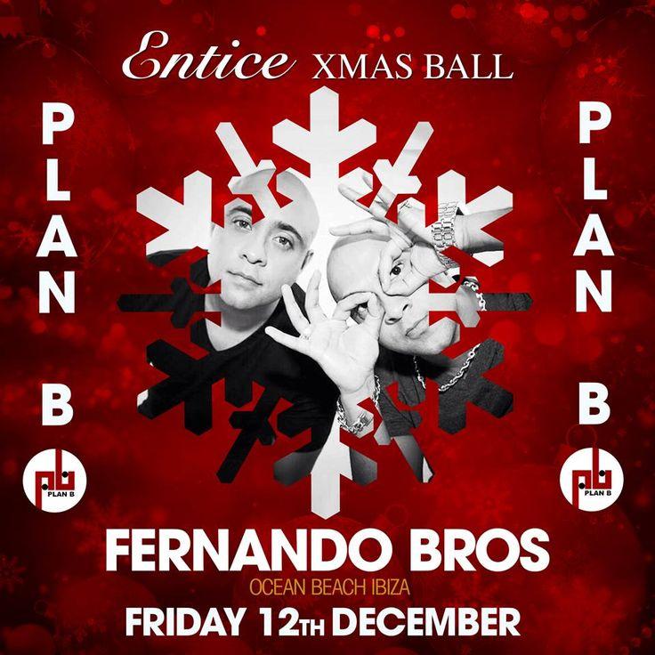 #Plan #B #Brixton #Entice #Fernando #Bros #DJLUCK & #MCNEAT