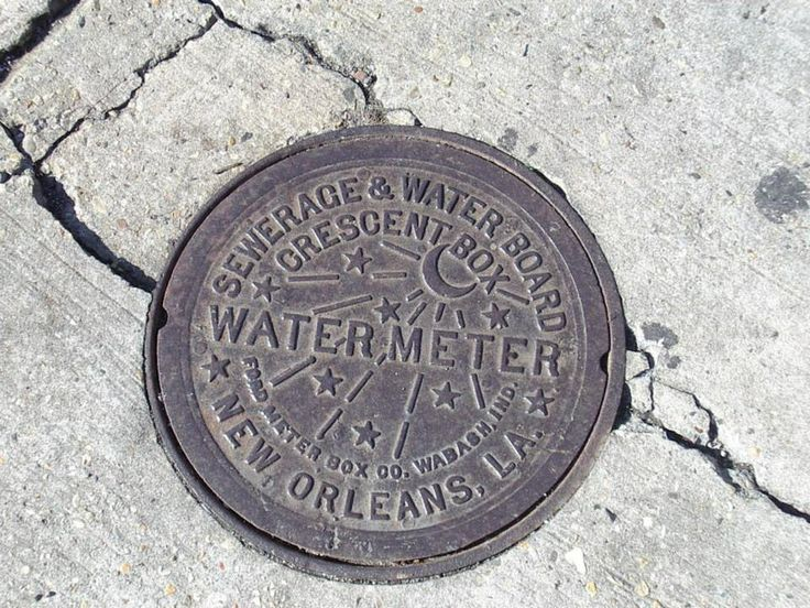 Lf Water Meter : Best images about the very in new orleans
