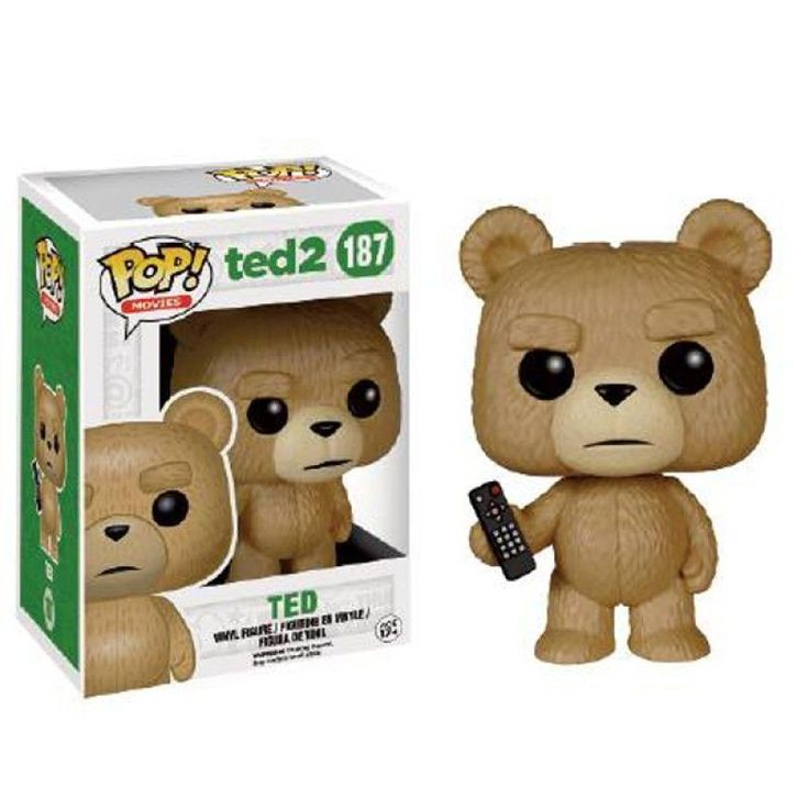 FUNKO POP! TED 2 REMOTE