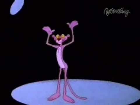 Happy Birthday, Pink Panther Style!