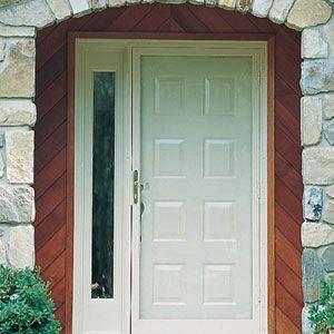 Steel Security Doors NJ   Nationwide Window & Siding