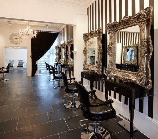 Salon Goals! Belle Toujours, Cardiff, Wales, UK. Www