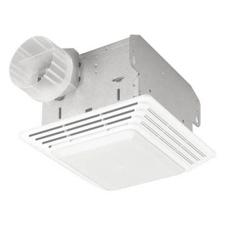 Broannutone 678 Bathroom Ventilation Fan Light 678