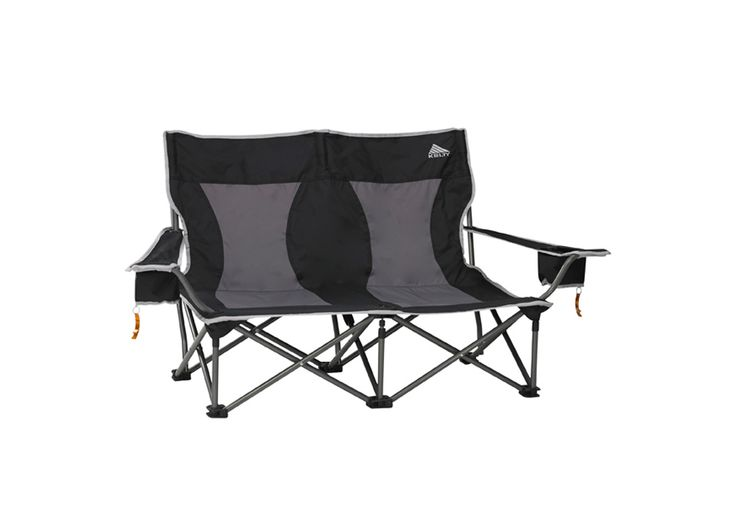 I need this: Personalized Folding, Gifts Ideas, Gadgets For Camps, Camps Chairs For Two, Outdoor, Sharper Image, Things, Folding Chairs, Camps For Couple