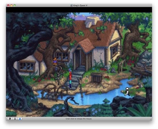 King's Quest, Sierra Online 1984