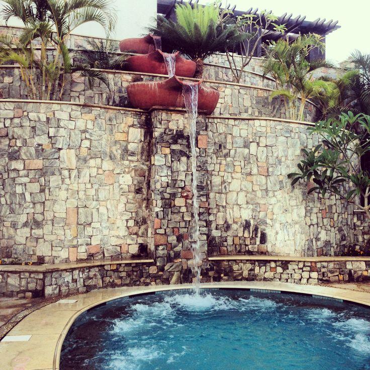Love this pool